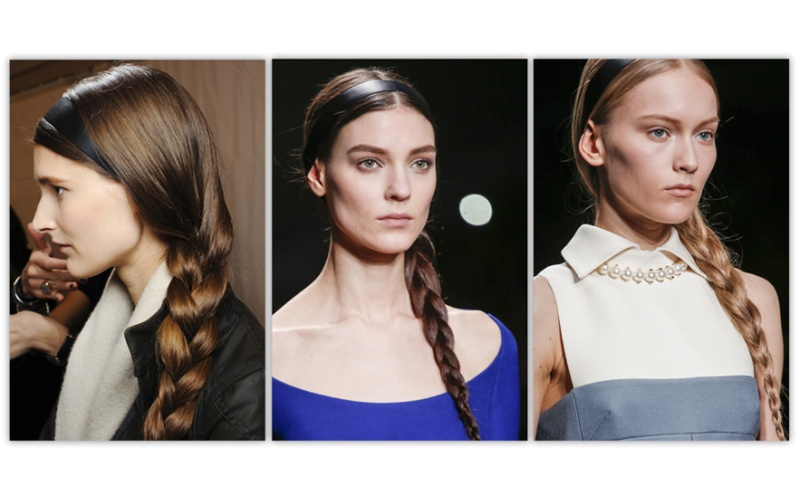 Best Hairstyles At Fall:Winter 2013-2014-6