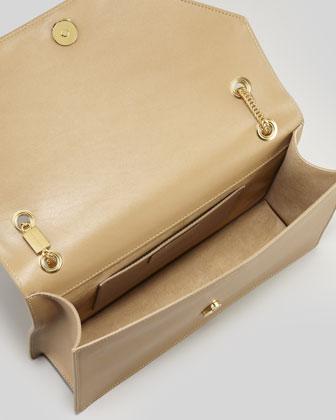 Betty Medium Chain Bag, Beige-1