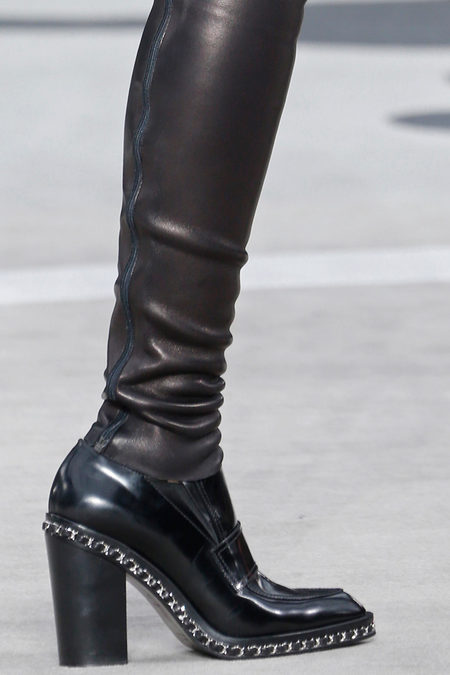 details at chanel fall 2013-14