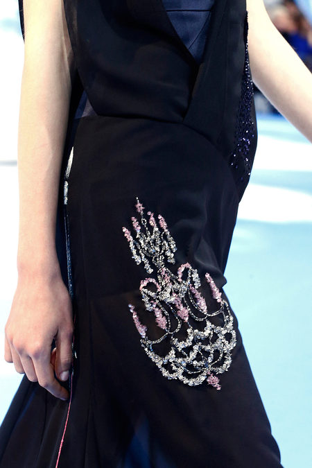 details at christian dior fall 2013-24