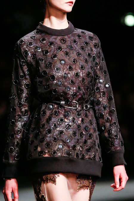 details at givenchy fall 2013-16