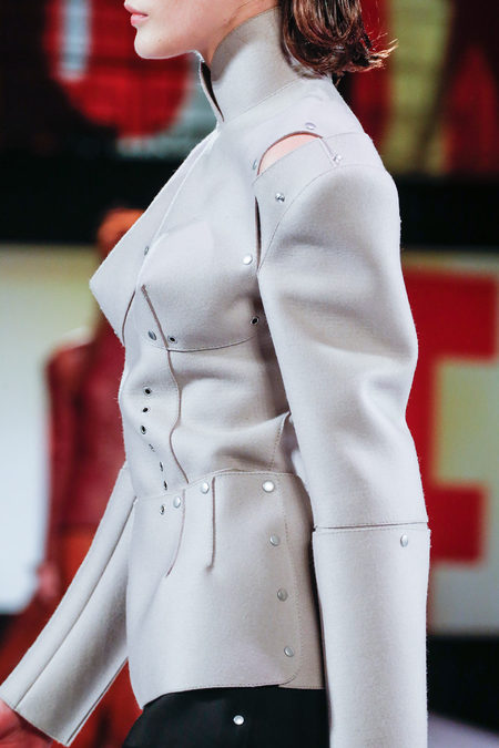 Details At Jean Paul Gaultier Fall 2013 -1