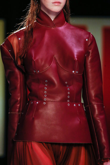 Details At Jean Paul Gaultier Fall 2013 -2