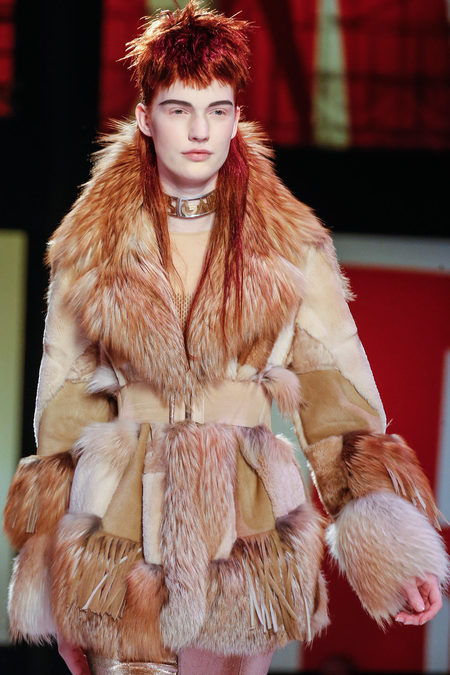 Details At Jean Paul Gaultier Fall 2013 -23