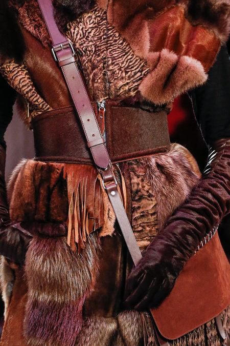 Details At Jean Paul Gaultier Fall 2013 -25