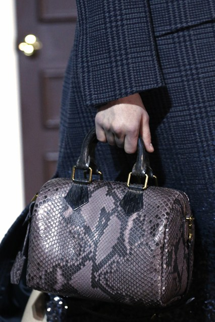 details at louis vuitton fall 2013-14