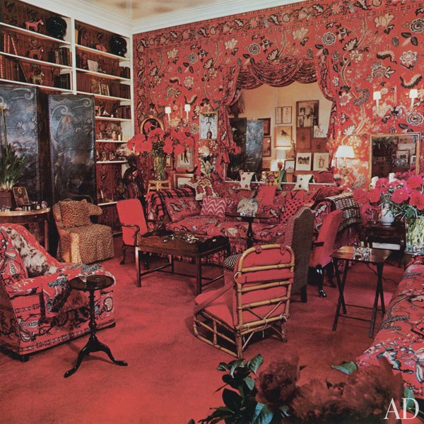 Diana Vreeland's Apartment - The Garden From Hell-1