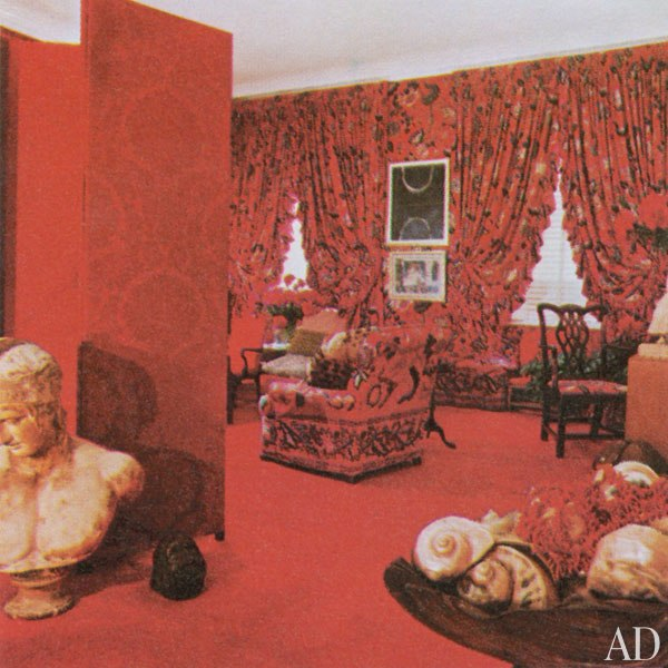 Diana Vreeland's Apartment - The Garden From Hell-2