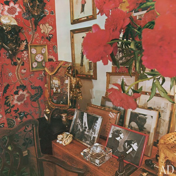 Diana Vreeland's Apartment - The Garden From Hell-3