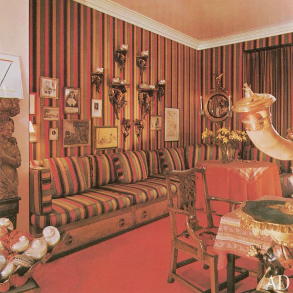 Diana Vreeland's Apartment - The Garden From Hell-4