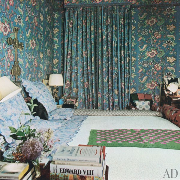 Diana Vreeland's Apartment - The Garden From Hell-5