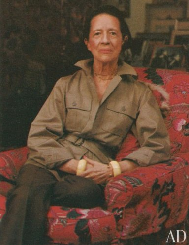 Diana Vreeland's Apartment - The Garden From Hell