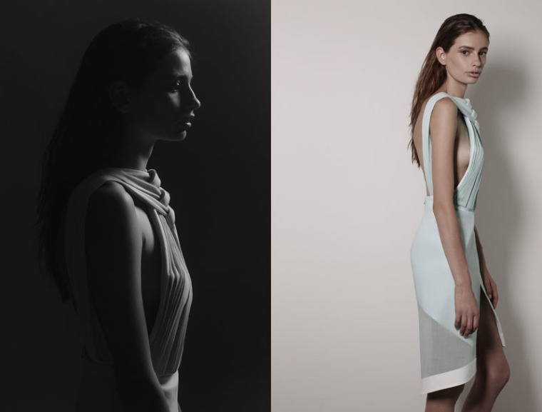 dion lee:the shape of wool -12