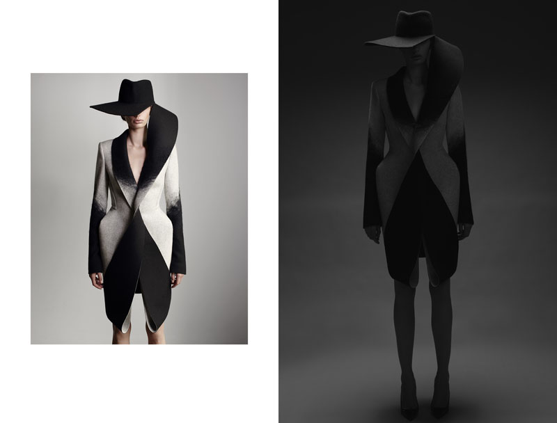 dion lee:the shape of wool -2