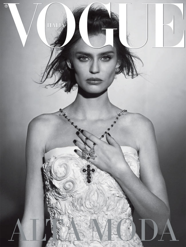 Dolce & Gabbana Alta Moda By Vogue Italia-11