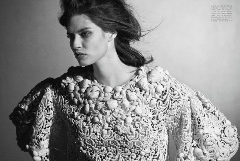 Dolce & Gabbana Alta Moda By Vogue Italia-2