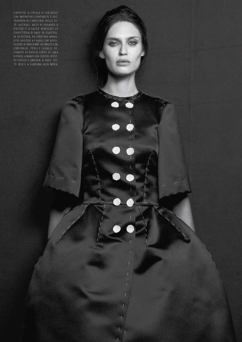 Dolce & Gabbana Alta Moda By Vogue Italia-5