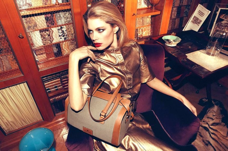 Doutzen Kroes For Bruno Magli Spring/Summer 2013 Campaign