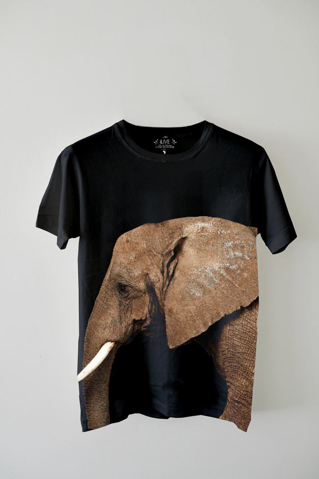 Edun X Ryan McGinley - Save The Elephants -1