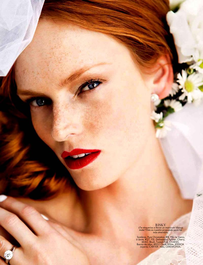 Elle Mexico - White Lady-4