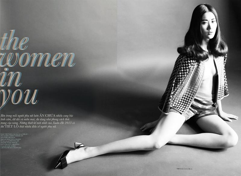 Elle Vietnam : The Woman In You