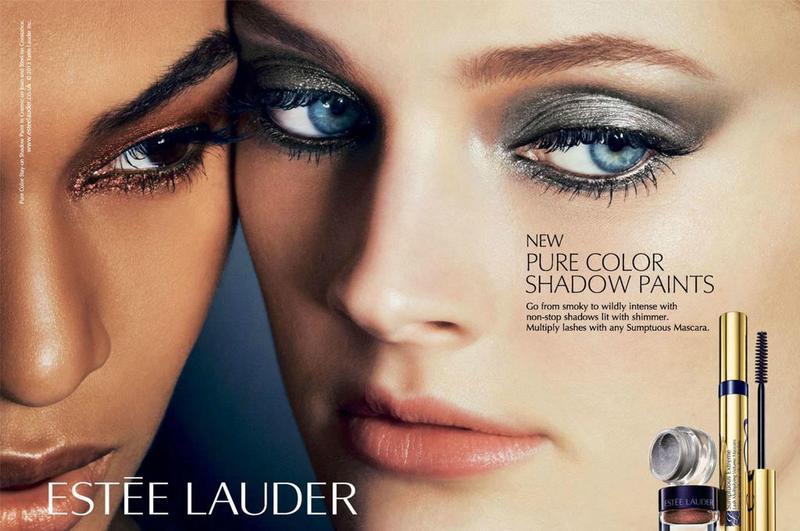 Estee Lauder Spring:Summer 2013 Campaign-1
