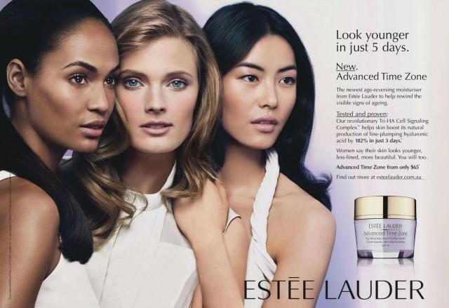 Estee Lauder Spring:Summer 2013 Campaign-2