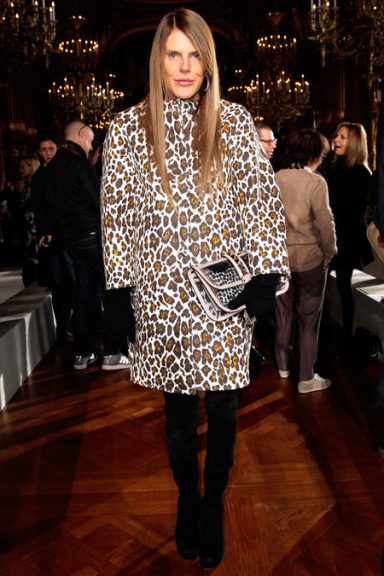 Front Row At Stella McCartney Fall 2013-8