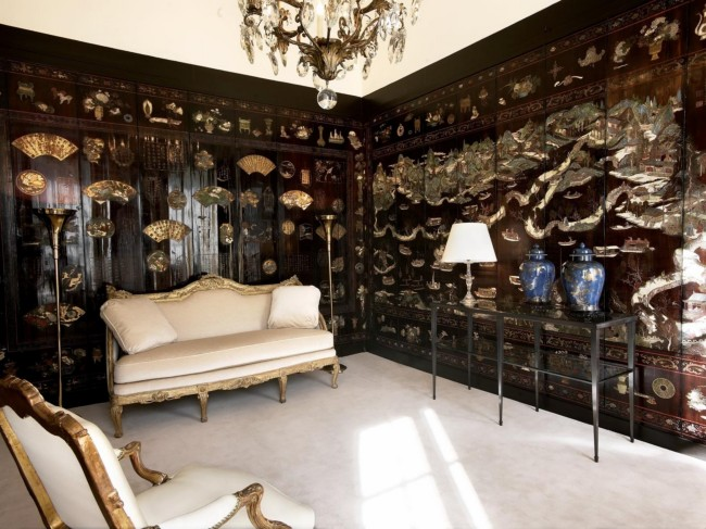 Gabrielle Coco Chanel's apartment-10