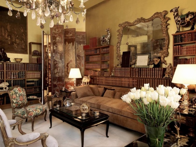 Gabrielle Coco Chanel's apartment-7