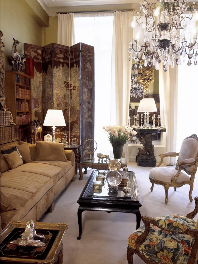 Gabrielle Coco Chanel's apartment-8