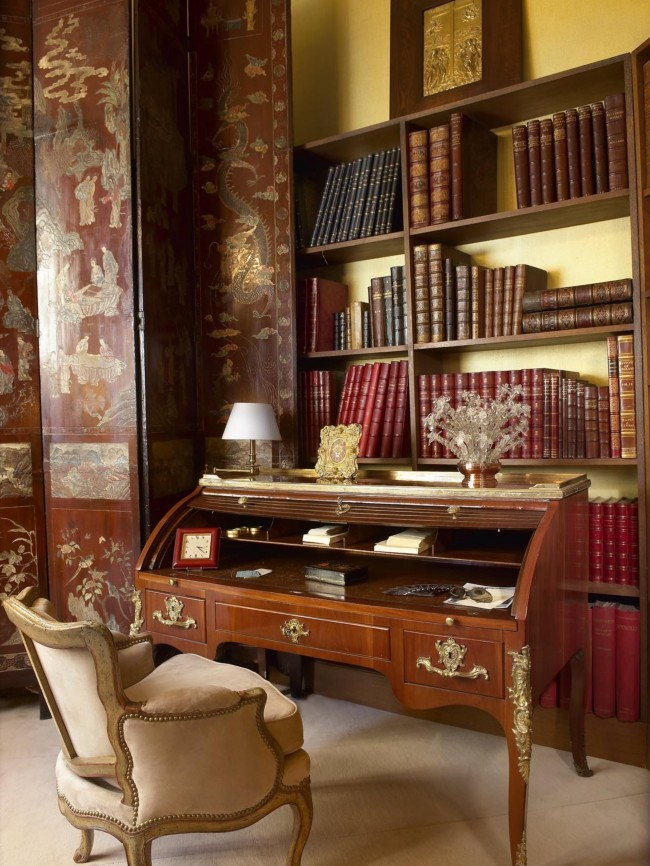 Gabrielle Coco Chanel's apartment-9