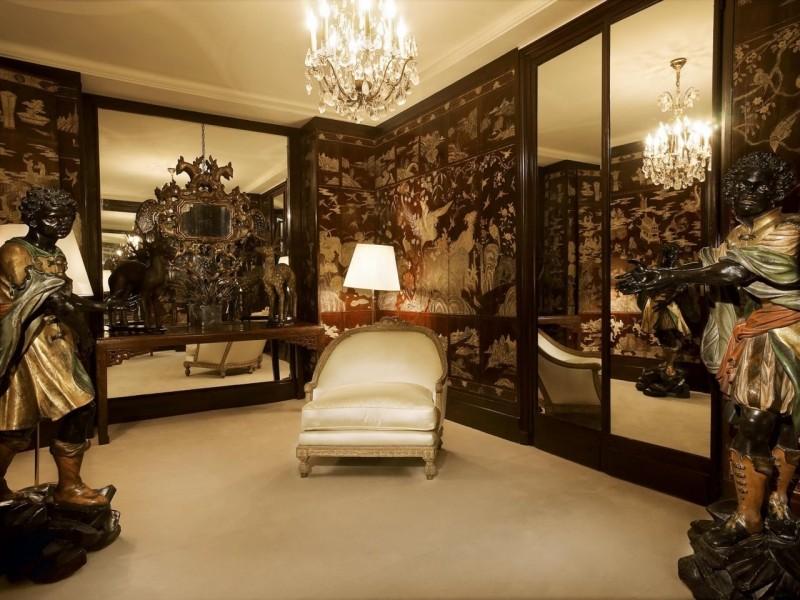 Gabrielle Coco Chanel's apartment