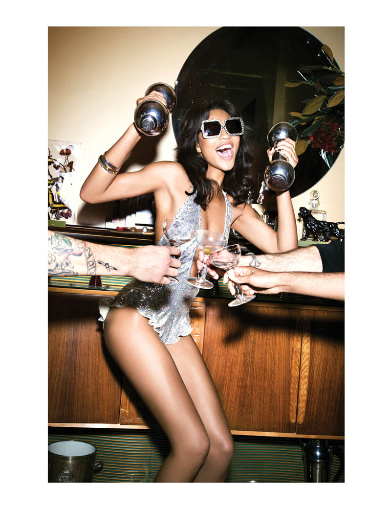 Galore Magazine : Love Hangover