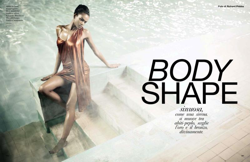 Glamour Italia : Body Shape