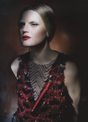 Guinevere Van Seenus By Paolo Roversi For Vogue Italia