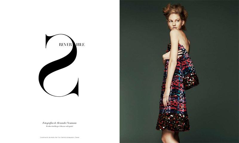 Harper's Bazaar Mexico : Reversible