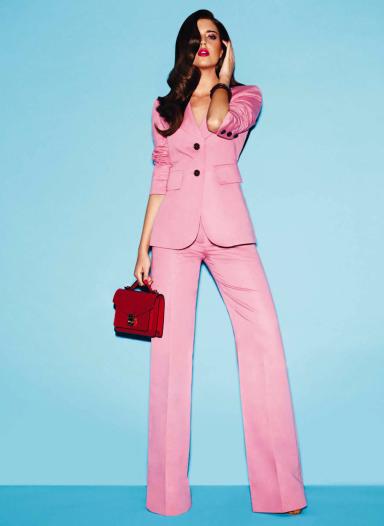 Harper's Bazaar Spain : La Época Rosa