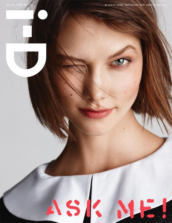 I-D Magazine Spring 2013 Covers -2