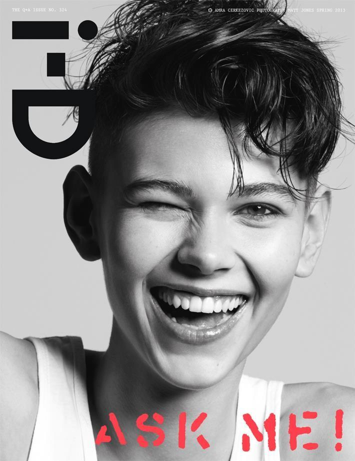 I-D Magazine Spring 2013 Covers -3