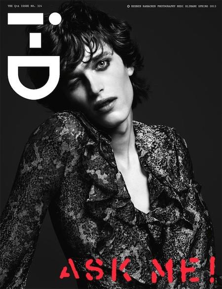 I-D Magazine Spring 2013 Covers -4