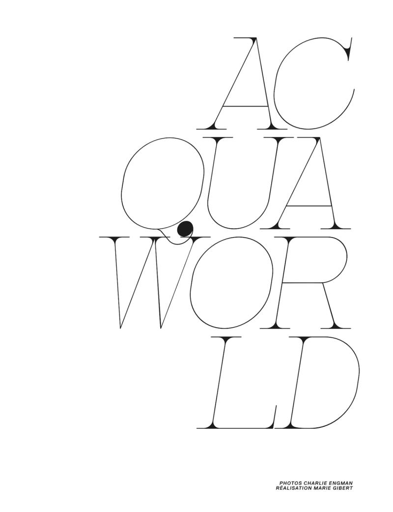 Jalouse Magazine - Aqua World-12