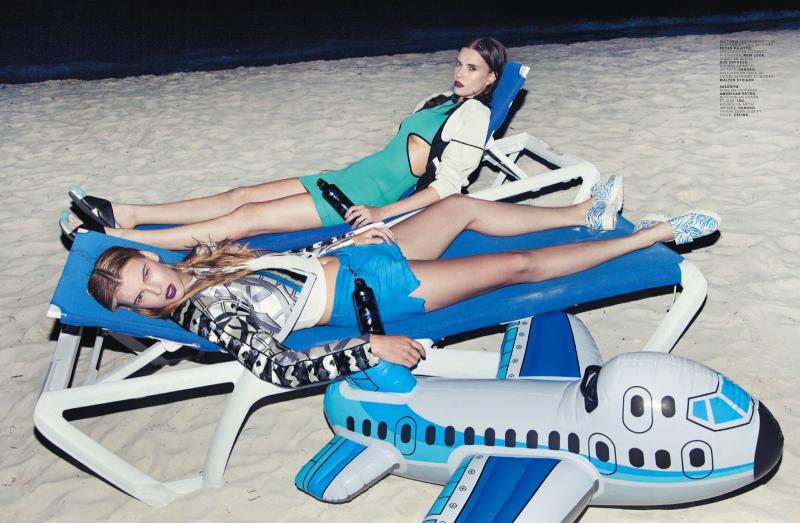 Jalouse Magazine : Aqua World