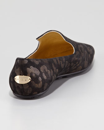 Jimmy Choo Wheel Leopard Loafer-1