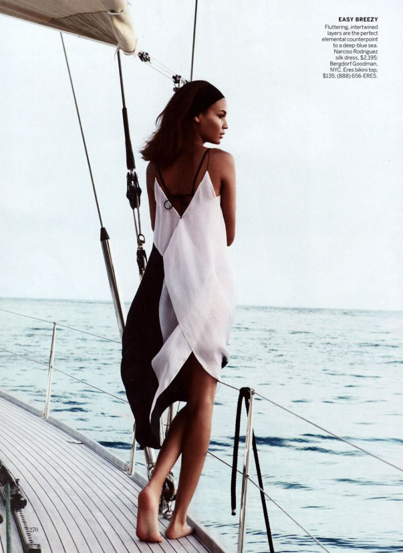 Joan Smalls by Patrick Demarchelier for Vogue US April 2013-10