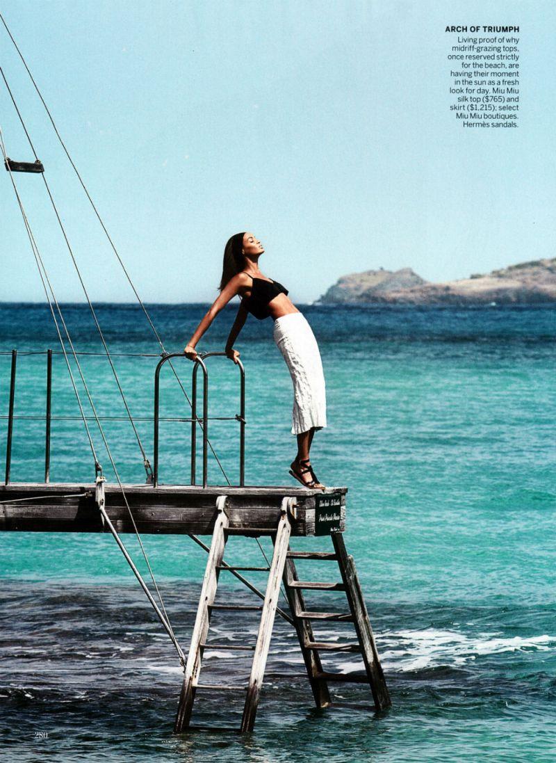 Joan Smalls by Patrick Demarchelier for Vogue US April 2013-3