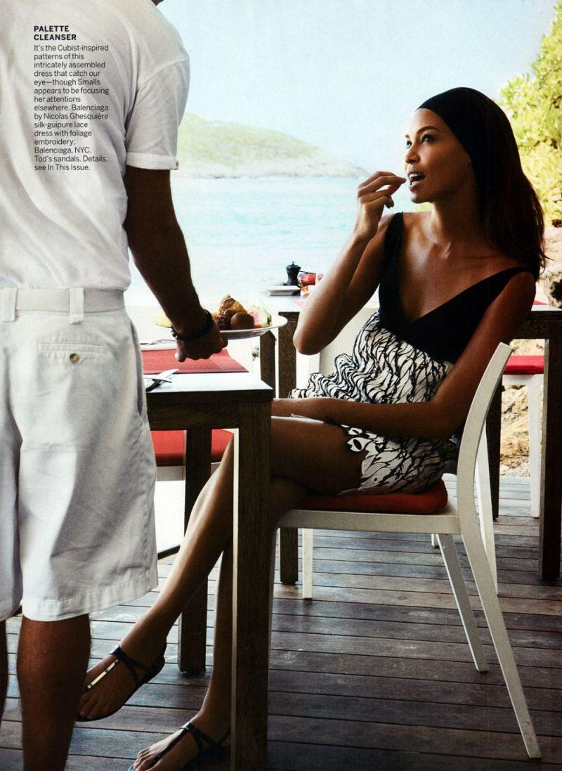Joan Smalls by Patrick Demarchelier for Vogue US April 2013-6