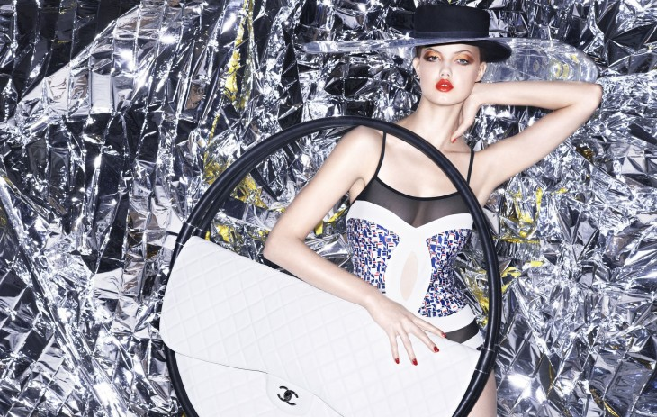 Lindsey Wixson For Vogue China Collections Spring:Summer 2013-6