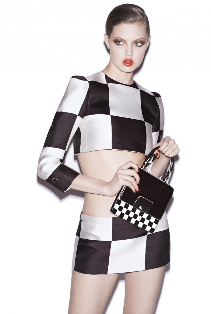 Lindsey Wixson For Vogue China Collections Spring:Summer 2013-7