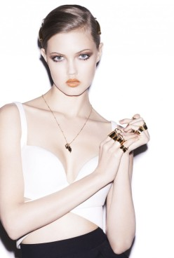 Lindsey Wixson For Vogue China Collections Spring:Summer 2013